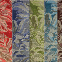 Metallic Pointsettia Assorted Colors