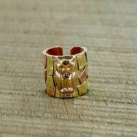 XSOB-R132 Owl Ring