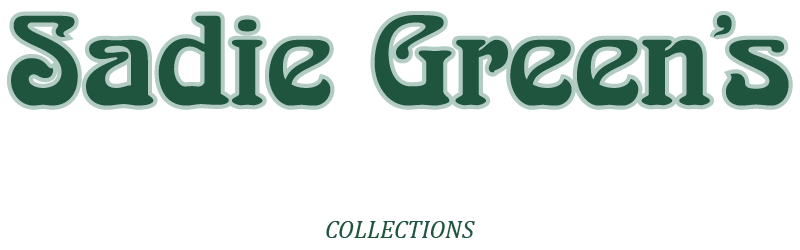 Sadie Green's - Sea Glass Jewelry - Vintage Reproduction Jewelry - Costume Jewelry - Pashmina Scarves