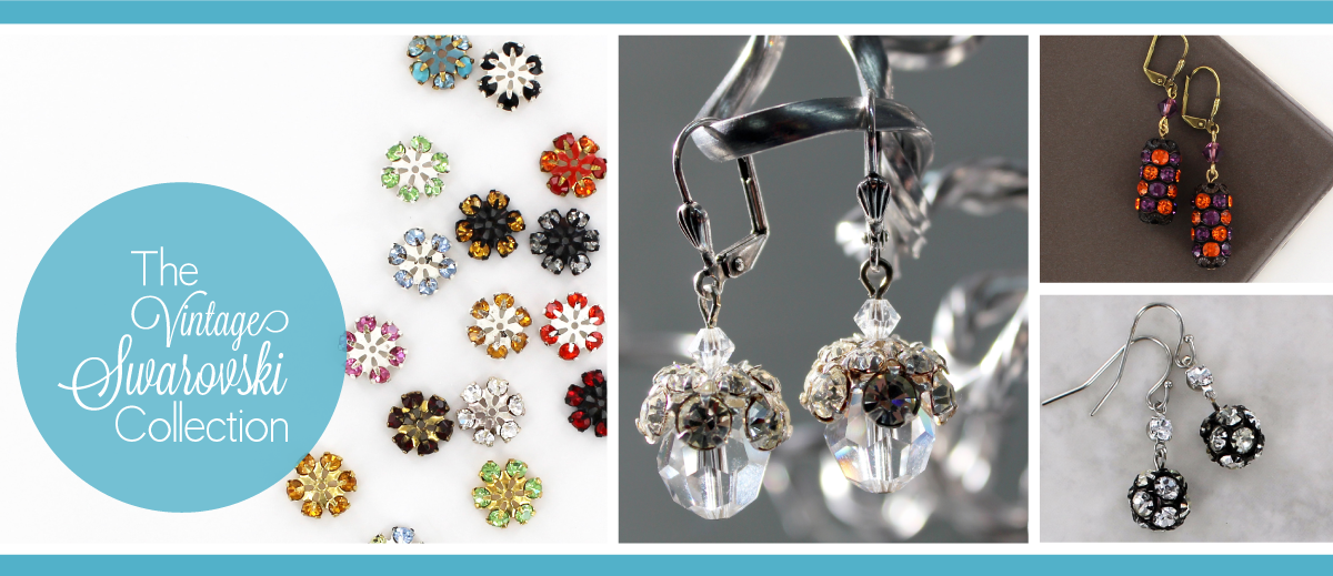 Sadie Green's Vintage Swarovski Crystal Collection