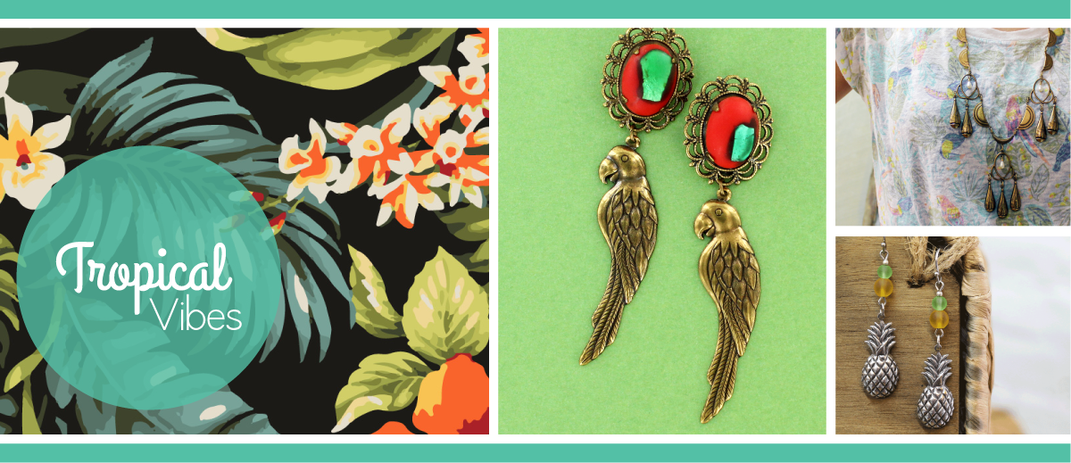 Sadie Green's Tropical Jewelry