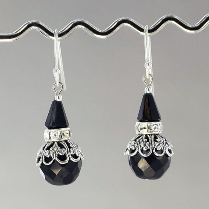 1359-SP Classic Dangle Earring