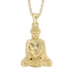 SBI-N6211 Buddha Necklace
