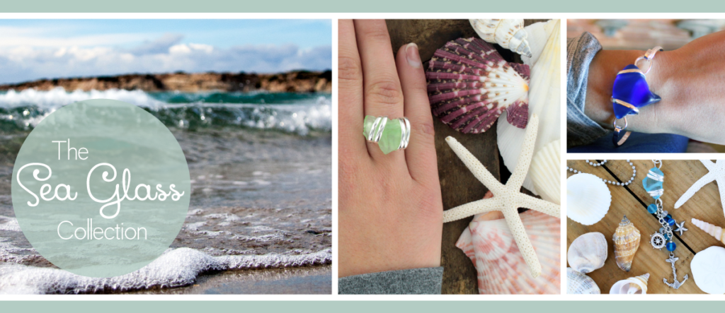 Sadie Green's Sea Glass Collection