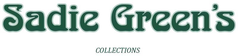 Sadie Green's – Sea Glass Jewelry – Vintage Reproduction Jewelry – Costume Jewelry – Pashmina Scarves